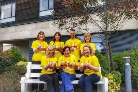 Team Whitfield gears up for Darkness into Light